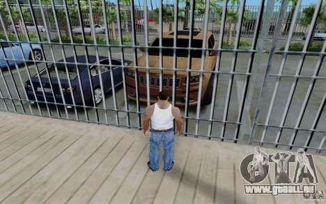 Parkplatz (gegen Gebühr) für GTA San Andreas zweiten Screenshot