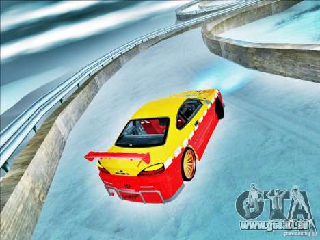 Nissan Silvia S15 Calibri-Ace pour GTA San Andreas vue de côté