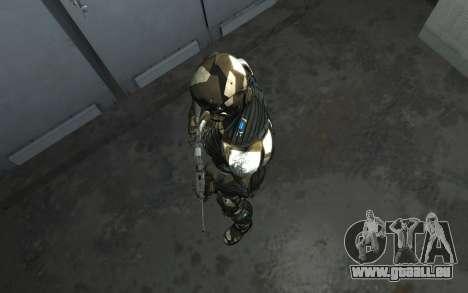 Crysis 3 The Hunter skin pour GTA 4 septième écran