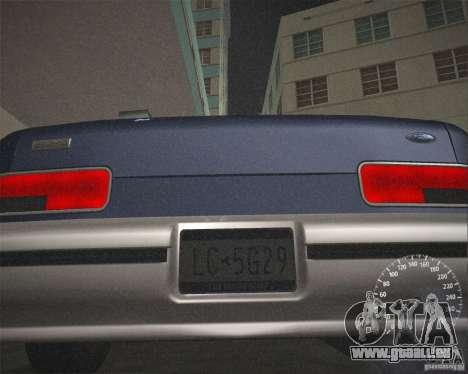 ECHO HD from GTA 3 pour GTA San Andreas vue arrière