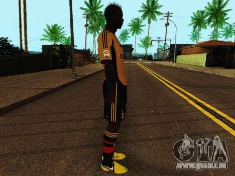 Mario Balotelli v3 für GTA San Andreas zweiten Screenshot