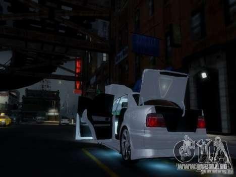 Toyota Chaser 100 TourerV für GTA 4-Motor