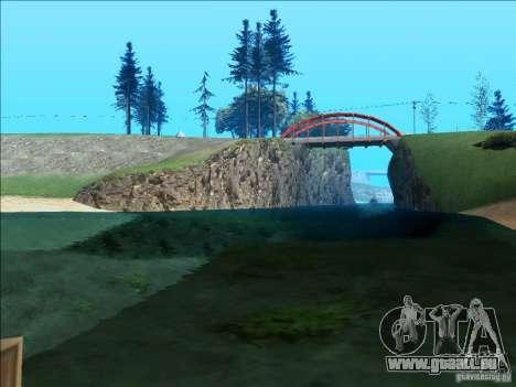 ENBSeries v1.1 pour GTA San Andreas cinquième écran
