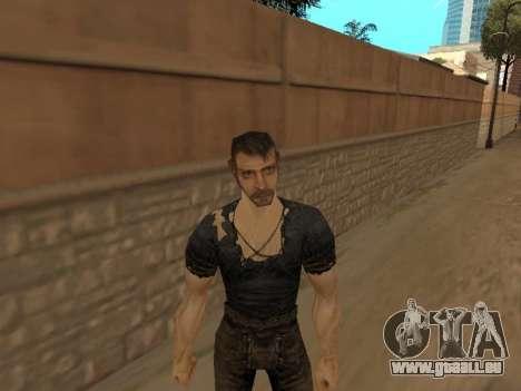 Pak-Skins aus Gothic 1 für GTA San Andreas her Screenshot