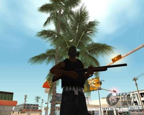 Robber pour GTA San Andreas troisième écran