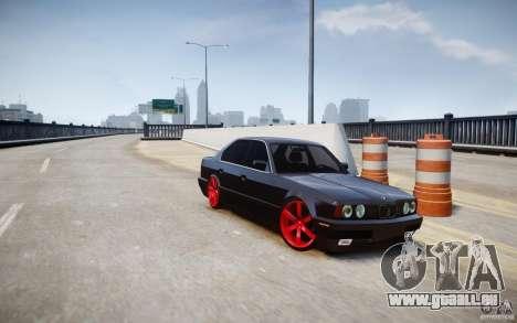 BMW 535i pour GTA 4 est un droit