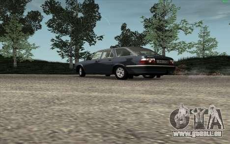 GAZ Wolga 31104 für GTA San Andreas linke Ansicht