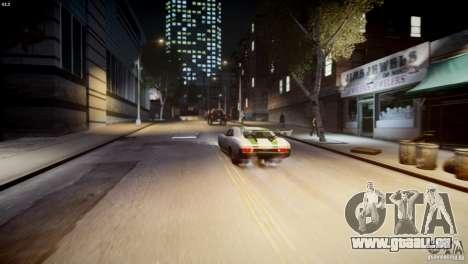 Dukes City-Drag für GTA 4 obere Ansicht
