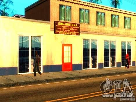Nouvelles textures de Los Santos pour GTA San Andreas sixième écran