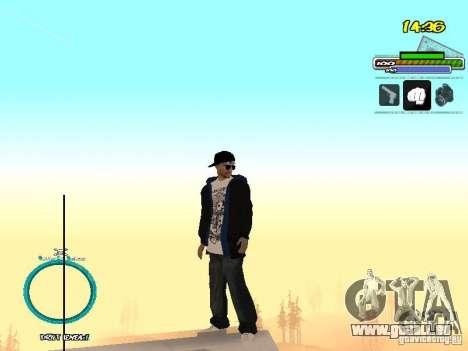 Skins El ihren für GTA San Andreas dritten Screenshot
