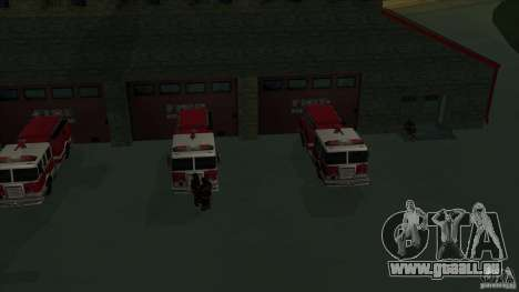 Revival Fire station in San Fierro V 2.0 Final für GTA San Andreas fünften Screenshot