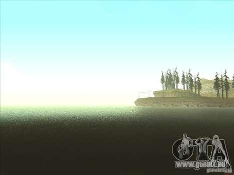 ENBSeries v1.0 pour GTA San Andreas cinquième écran