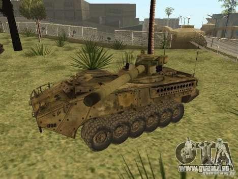 BMTV M1128 MGS für GTA San Andreas