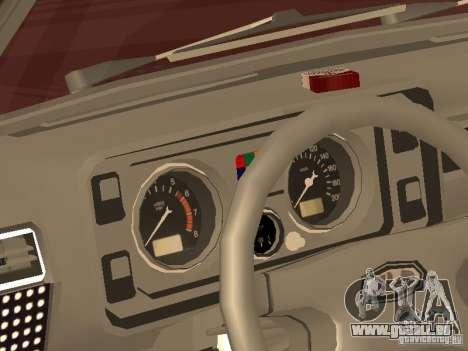 VAZ 2104 v. 2 für GTA San Andreas rechten Ansicht