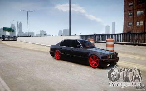 BMW 535i für GTA 4 linke Ansicht