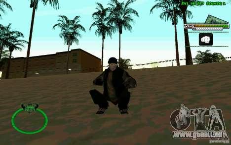 Bomje & Gop pour GTA San Andreas cinquième écran