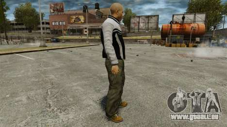 Vin Diesel für GTA 4 Sekunden Bildschirm