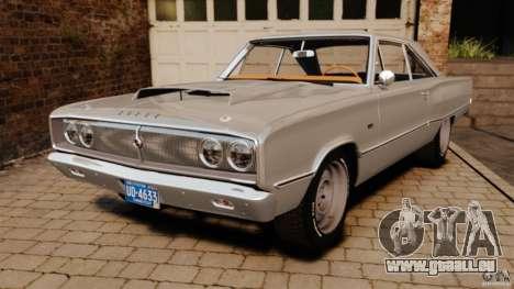 Dodge Coronet 1967 pour GTA 4