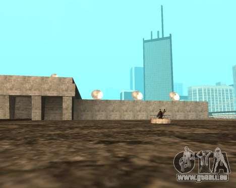 Real New San Francisco v1 für GTA San Andreas neunten Screenshot