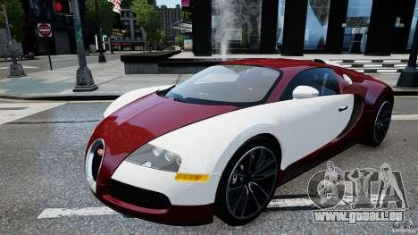Bugatti Veyron 16.4 v1.0 wheel 1 pour GTA 4