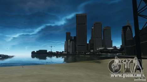 Saites ENBSeries Low v4.0 pour GTA 4 troisième écran