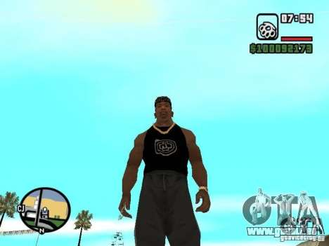 Mike Rammstein pour GTA San Andreas