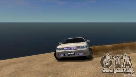 Toyota Chaser x90 pour GTA 4 est un droit