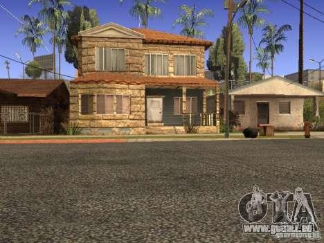 New Los Santos pour GTA San Andreas deuxième écran