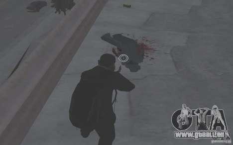 Animer le corps de GTA IV pour GTA San Andreas deuxième écran