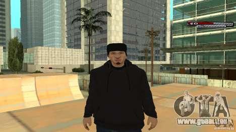 Trialist HD pour GTA San Andreas