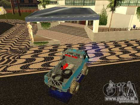 RAF 2203 für GTA San Andreas rechten Ansicht