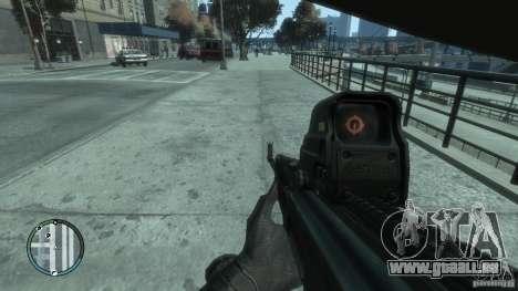 LE PKK pour GTA 4 secondes d'écran