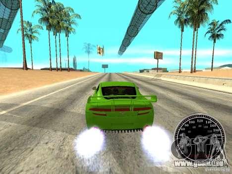Tachometer für GTA San Andreas zweiten Screenshot