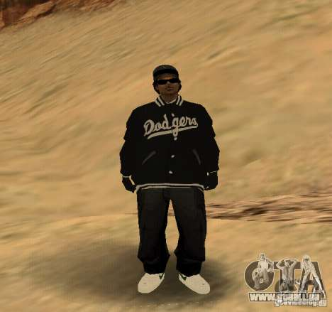 Peau Ryder pour GTA San Andreas