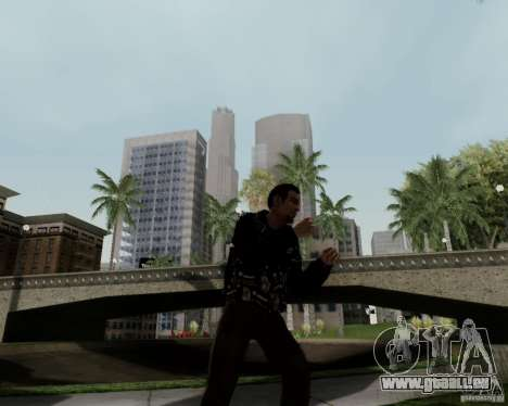 Roman für GTA San Andreas zweiten Screenshot