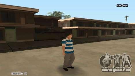 Skins Rifa zu bauen für GTA San Andreas her Screenshot