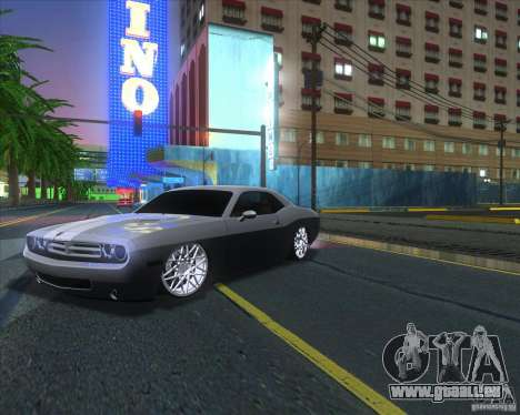 ENBSeries by LeRxaR v3.0 pour GTA San Andreas cinquième écran