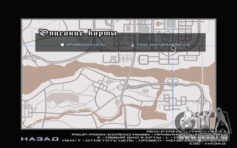 GTA V map pour GTA San Andreas cinquième écran