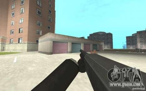 Nouvelle animation de GTA IV pour GTA San Andreas neuvième écran