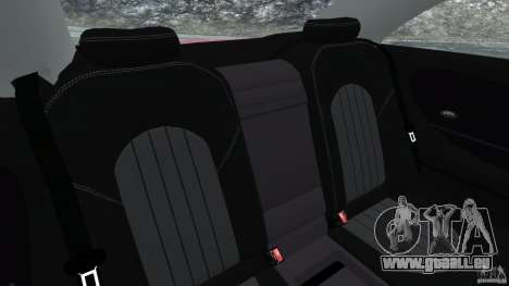 Mercedes-Benz CLK 63 AMG für GTA 4 Seitenansicht