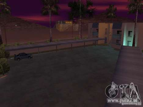 Parking Save Garages für GTA San Andreas siebten Screenshot