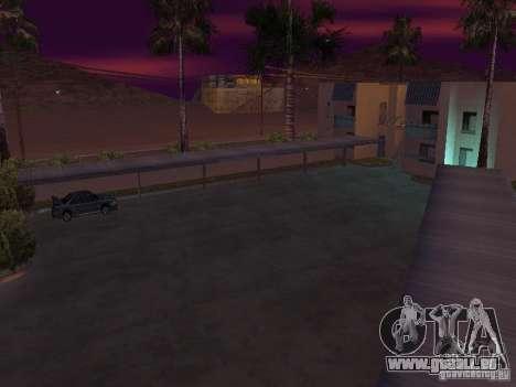 Parking Save Garages pour GTA San Andreas septième écran