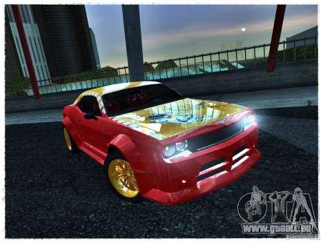 Dodge Challenger Calibri-Ace pour GTA San Andreas