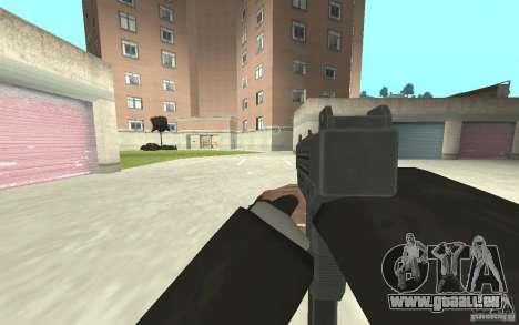 Nouvelle animation de GTA IV pour GTA San Andreas sixième écran