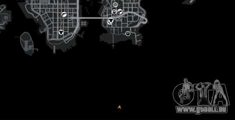 Berggipfel für GTA 4 sechsten Screenshot