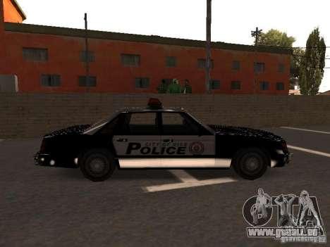 Police VC für GTA San Andreas linke Ansicht