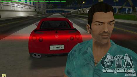 Tommy HQ Model für GTA Vice City sechsten Screenshot