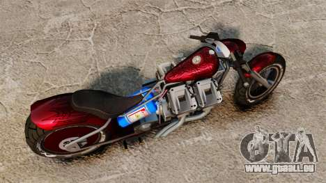 Dragbike Street Racer pour GTA 4 est un droit