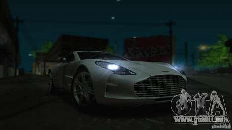ENBSeries by dyu6 v3.0 für GTA San Andreas dritten Screenshot