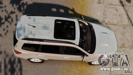 Subaru Forester 2008 XT pour GTA 4 est un droit